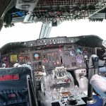 Cockpit Boeing 747 - Aviodrome Lelystad