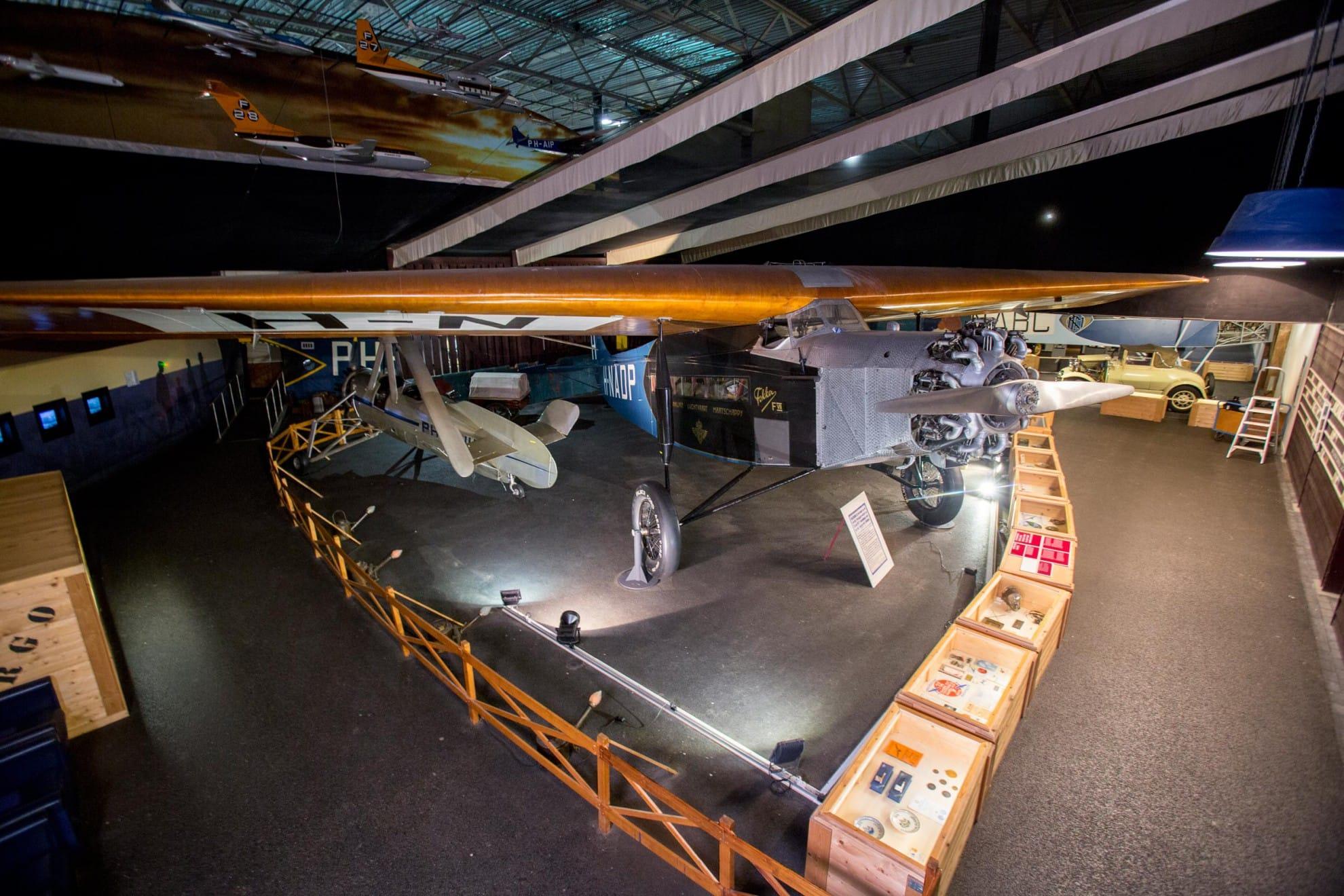 Fokker VIIa Aviodrome