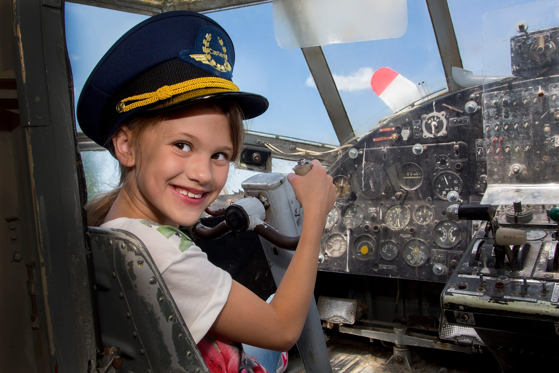 Piloot Aviodrome Lelystad