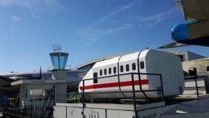 flight simulator outdoor exhibition - Aviodrome Lelystad