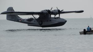 Catalia landing water - Aviodrome