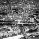 Luchtfoto Aviodrome - Witte Huis Rotterdam - 1921