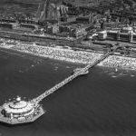Luchtfoto Aviodrome Pier Scheveningen - 1934