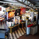 Overzicht Restaurant Aviodrome Lelystad