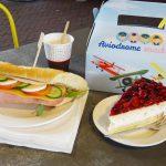 Broodjes & gebak Aviodrome Lelystad