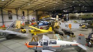 T2 Hangar collectie - Aviodrome Lelystad