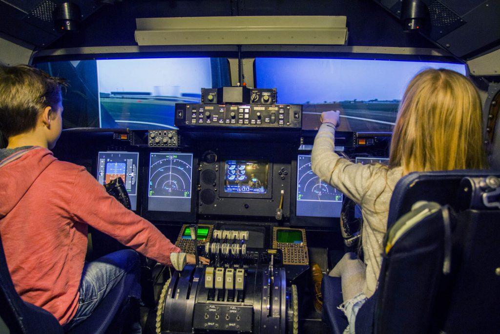 Piloot opleiding klm