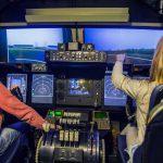 Vliegsimulator Droge Zee Aviodrome Lelystad