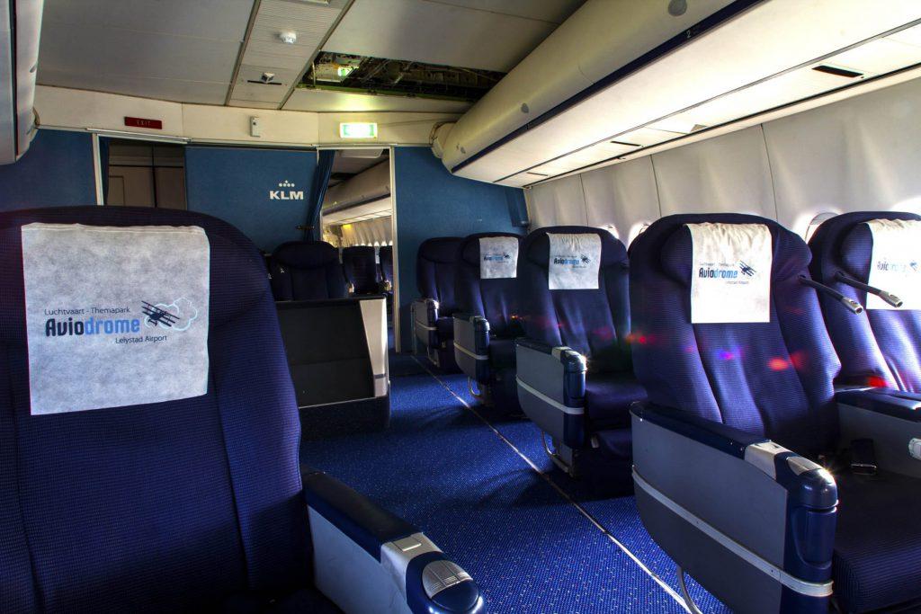 business class zakelijke ruimte evenementenlocatie aviodrome lelystad airport