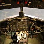 cockpit vliegtuig aviodrome lelystad airport