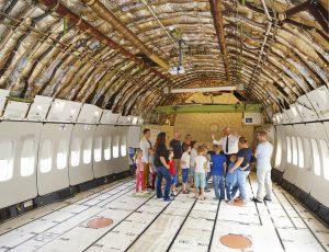 rondleiding aviodrome lelystad