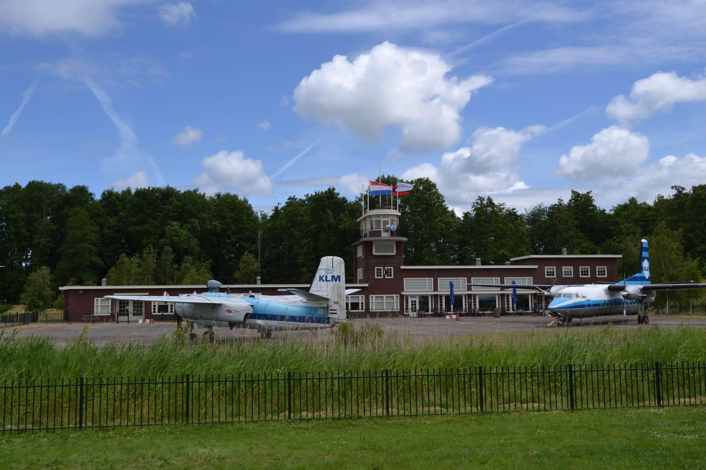 Lelystad Airport (foto: ANP/Peter Bakker)