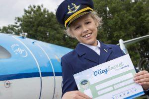 vliegbrevet piloten opleiding kind aviodrome lelystad