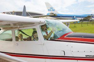 vliegtuig aviodrome lelystad