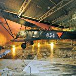 vliegtuig fokker c.v-d aviodrome lelystad airport