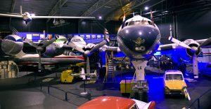 vliegtuig lockheed constellation aviodrome lelystad airport
