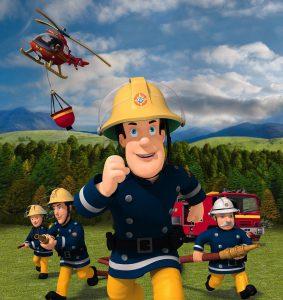 aviodrome rescue heroes brandweerman sam