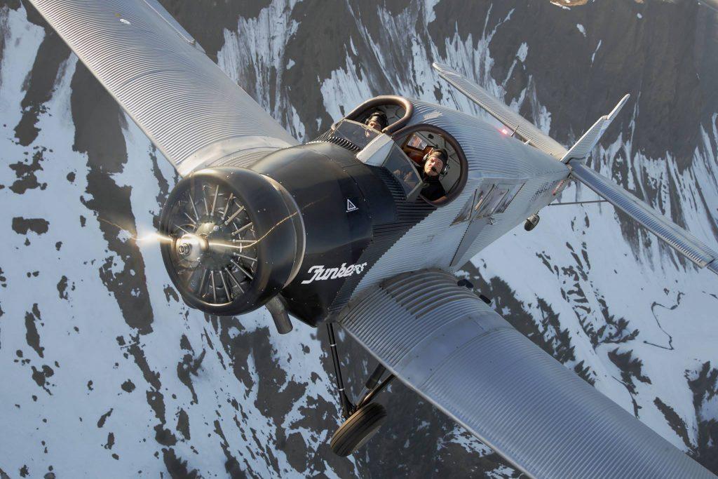 Junkers F13 Fly-in Aviodrome