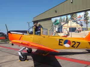 Aviodrome vliegtuig Fokker S-11