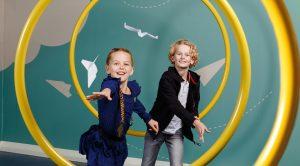 Aviodrome-Kinderen