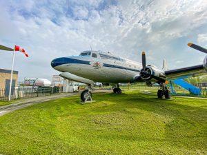 DC-4 Buiten